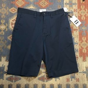 Billabong Dark Blue Regular Length Shorts 31